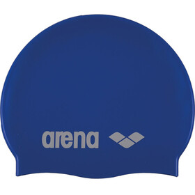 arena Classic Silicone Badehætte blå